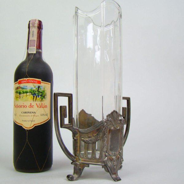 wazon szlifowany wkład 6 boków