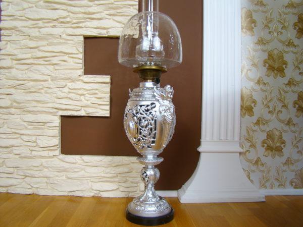 PARYŻ OLBRZYMIA LAMPA SYG. BRENER I KOMINEK A-1098