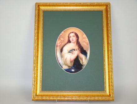 KPM BERLIN MARIA MAGDALENA RĘCZNIE MALOWANY A-1796